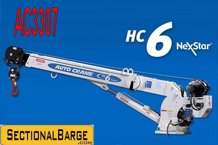 AC3307 - AUTO CRANE HC-6 NEXSTAR
