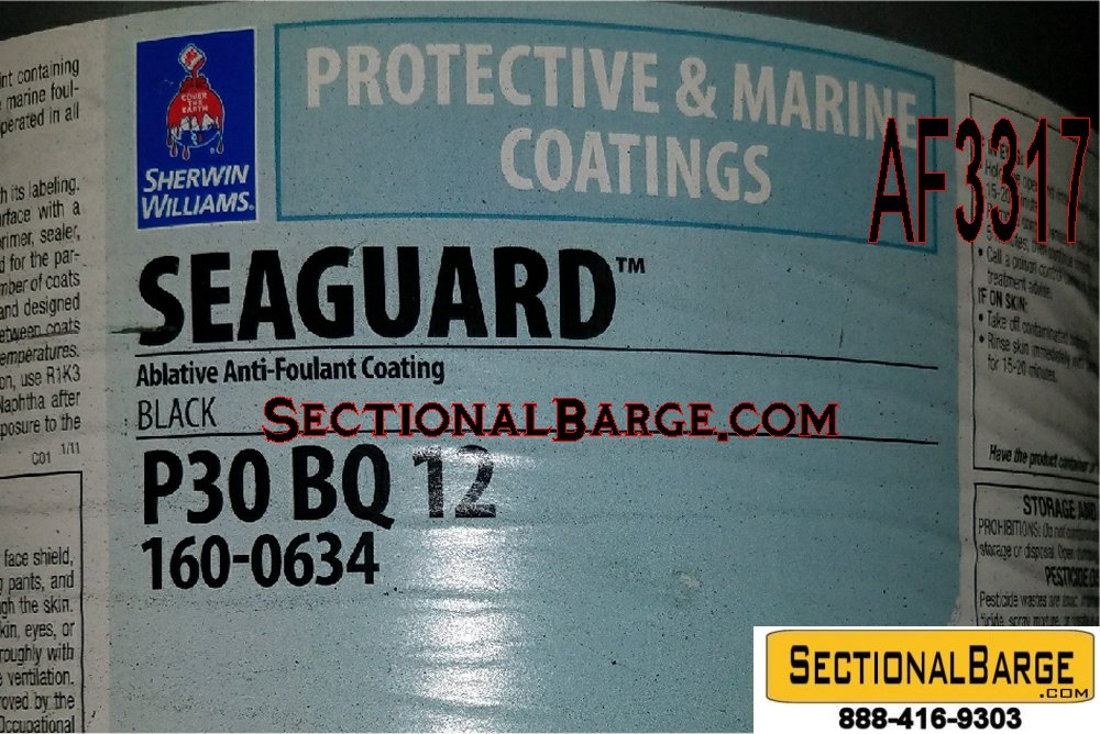 AF3317 – SEAGUARD ABLATIVE ANTIFOULING COATING
