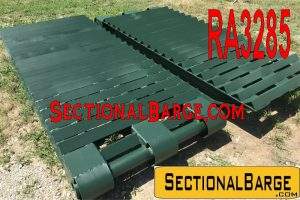 RA3285 - SECTIONAL BARGE RAMPS