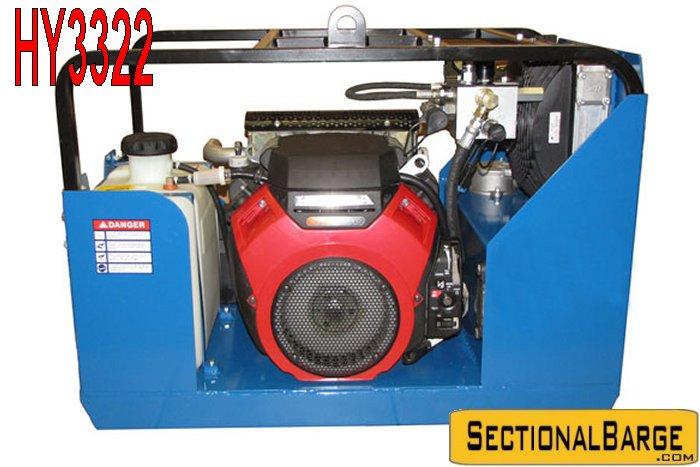 HY3322 - FOSTER HYDRAULIC GAS POWER UNIT