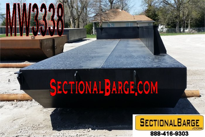 MW3338-A - MATERIAL BARGE SIDE WALLS