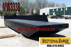 MW3338-B - MATERIAL BARGE SIDE WALLS