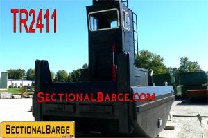 TR2411 - 300 HP TRUCKABLE BOAT