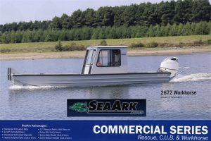 SeaArk2 – SeaArk COMMERCIAL ALUMINUM WORK BOAT SERIES