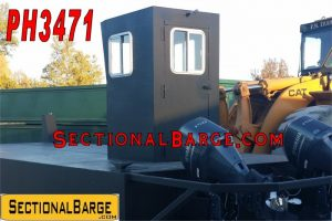 PH3471 - WORK BOAT PILOT HOUSE