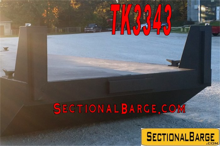 TK3343 – WORK BOAT PUSH KNEES