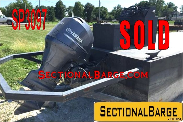 SP3097 - USED 150 HP WORK BOAT