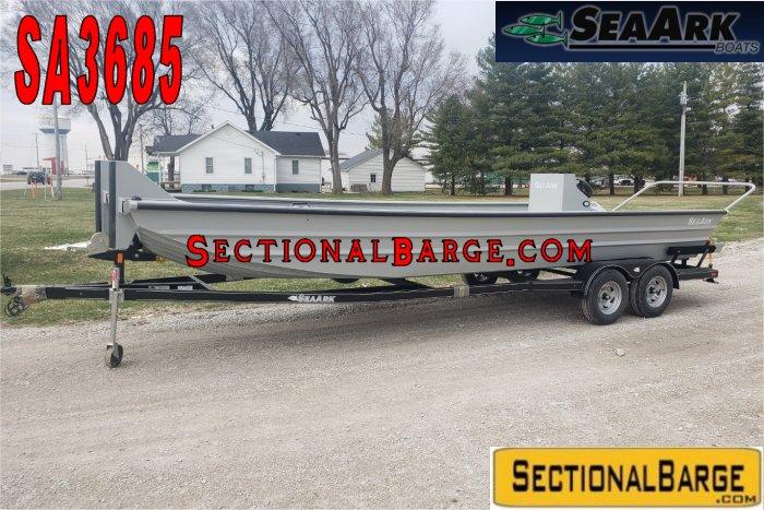 SA3685 – SeaArk® 2472 WORKHORSE WORK BOAT