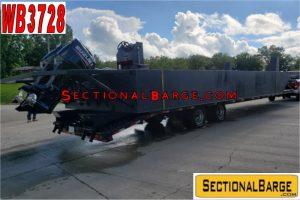 WB3728 - 300 HP WORK BOAT