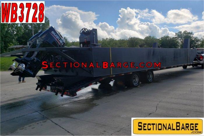 WB3728 – 300 HP WORK BOAT