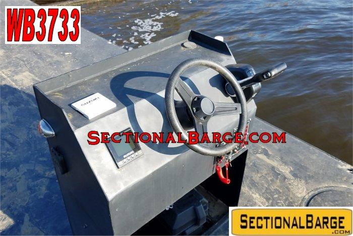 WB3733 - USED 200 HP WORK BOAT