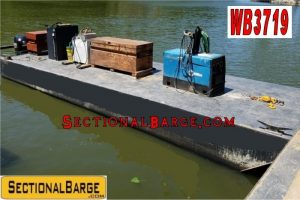 WB3719 – USED 175 HP WORK BOAT