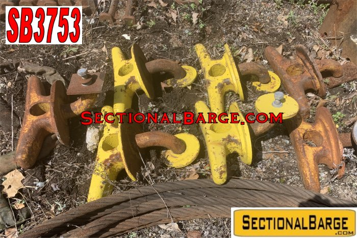 SB3753 - USED P2 POSEIDON® SECTIONAL BARGES