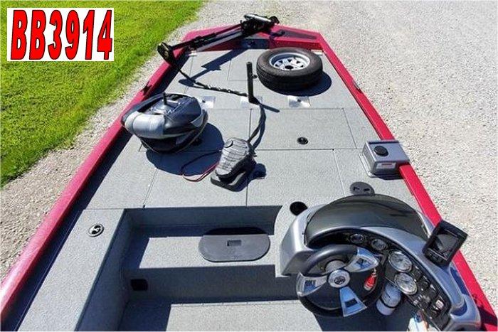 BB3914 - 2014 G3 176V EAGLE FISHING BOAT